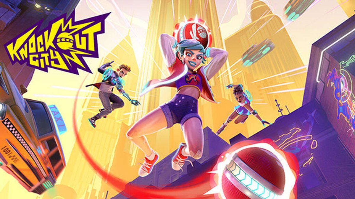 Ya disponible Knockout City, el videojuego multijugador inspirado en el balón prisionero