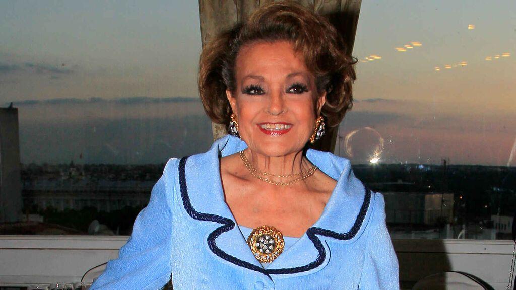 Carmen Sevilla y otros famosos con Alzheimer que han hecho visible esta dura enfermedad.