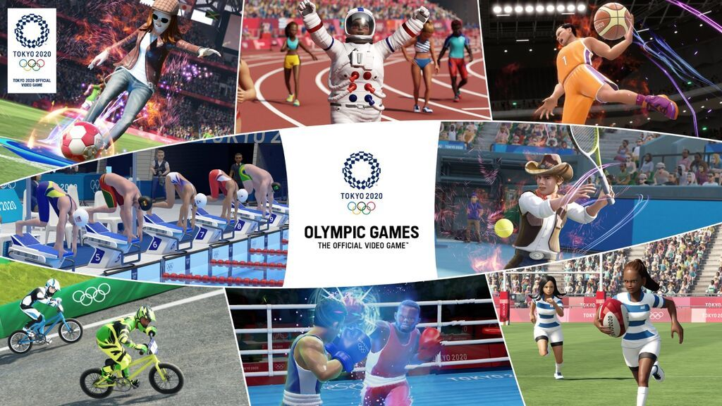 El videojuego de los Juegos Olímpicos Tokio 2020 llegará a PC y consolas el 22 de junio