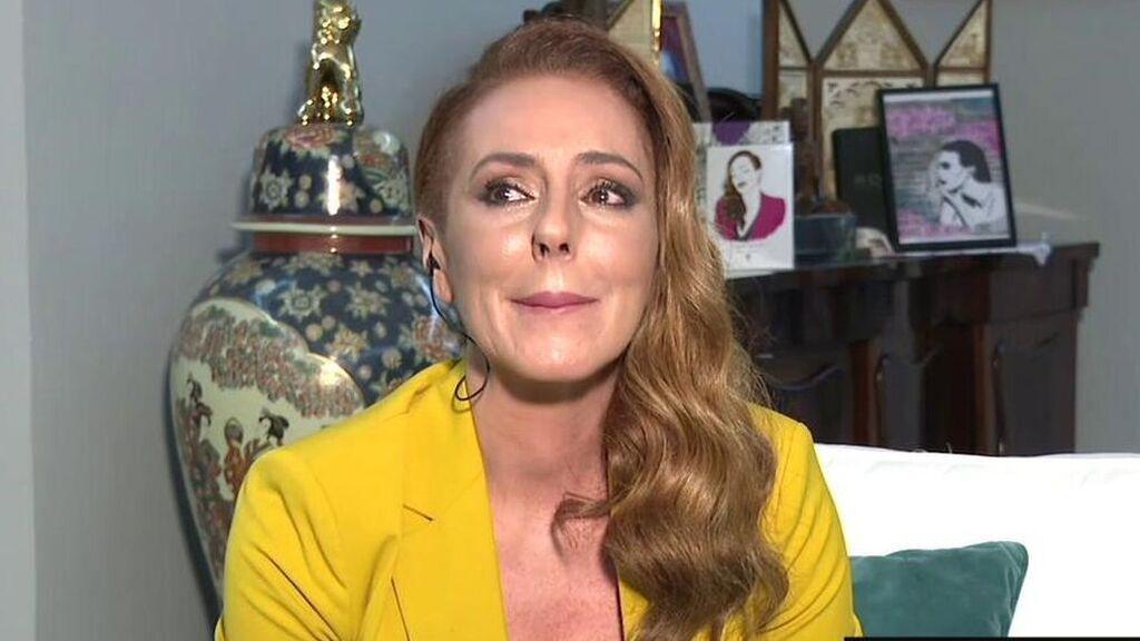 Rocío Carrasco, en el final de su docuserie