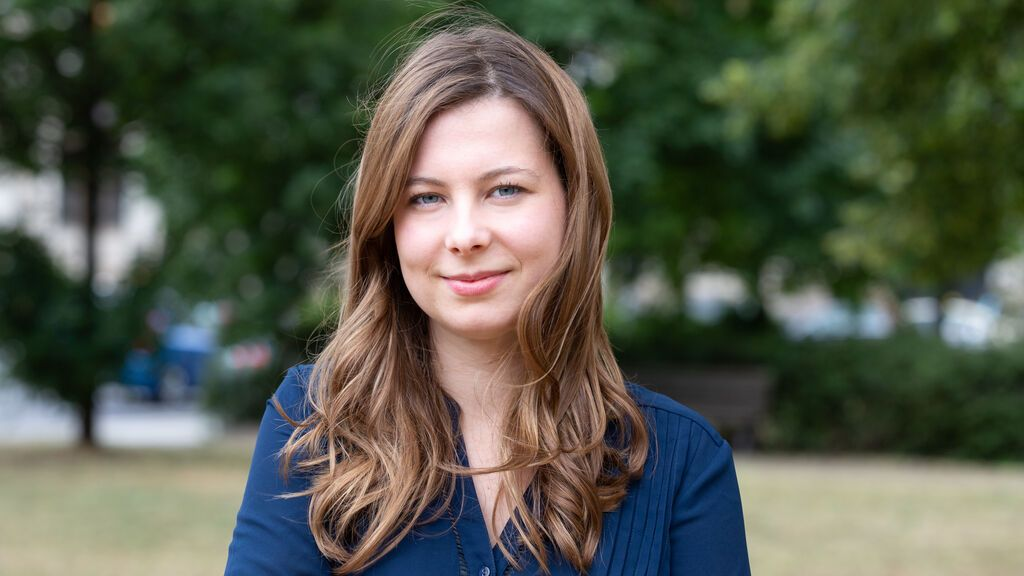 """Jamila Schäfer: """"Los Verdes no hemos inventado la crisis climática"""""""