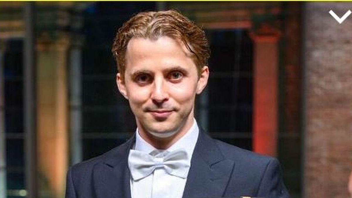 El joven director de orquesta Julio García Vico, del conservatorio de Chiclana a la London Symphony