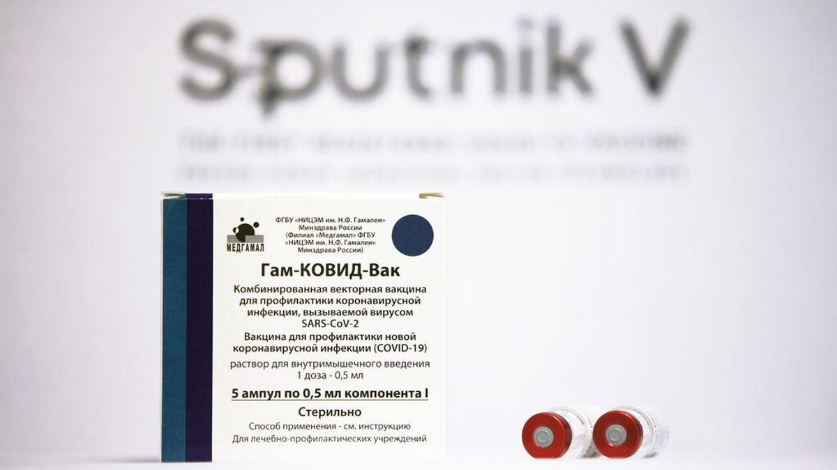 Sputnick V a la espera de la autorización de la OMS para suministrar 220 millones de dosis