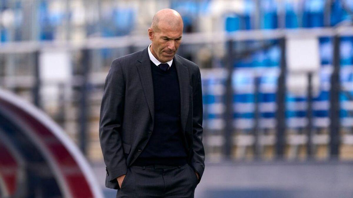 Zidane no continuará dirigiendo al Madrid: el club ya busca sustituto
