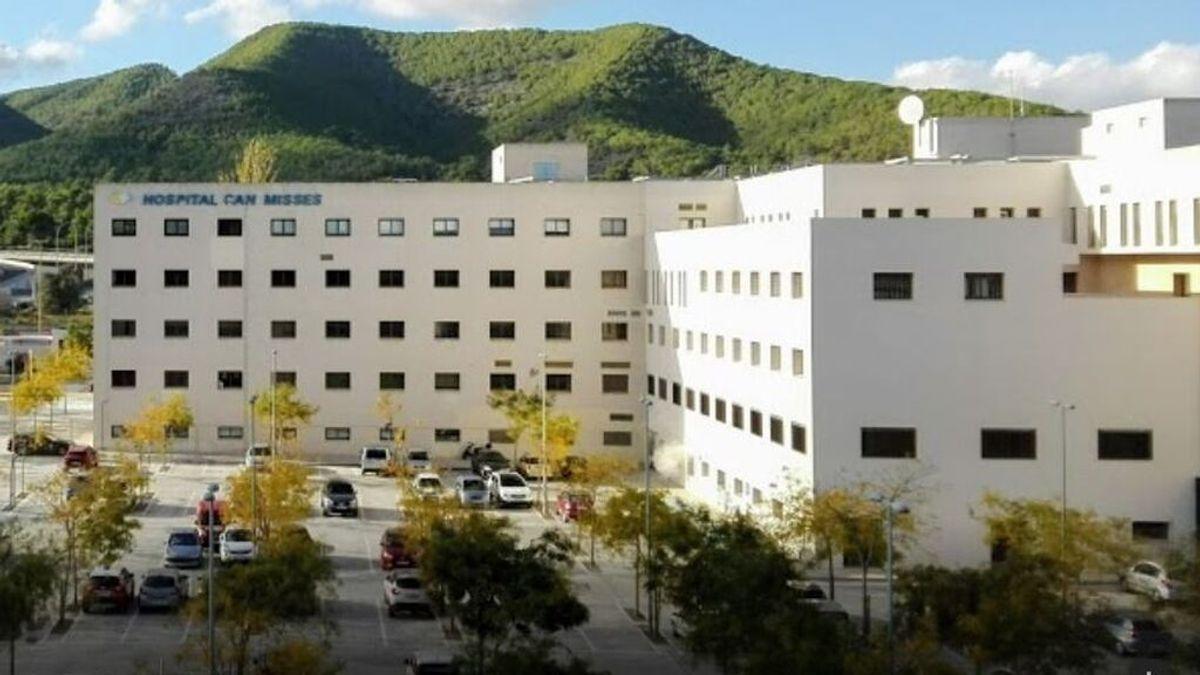El hospital más grande de Ibiza, el Can Misses, libre de covid tras dar negativo los dos últimos pacientes ingresados por el virus