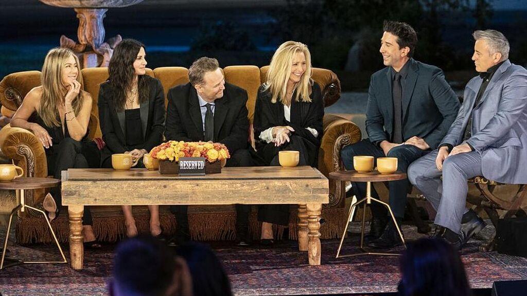 Lo de Ross y Rachel fue real: Jennifer Aniston y David Schwimmer estaban enamorados durante su etapa en 'Friends'