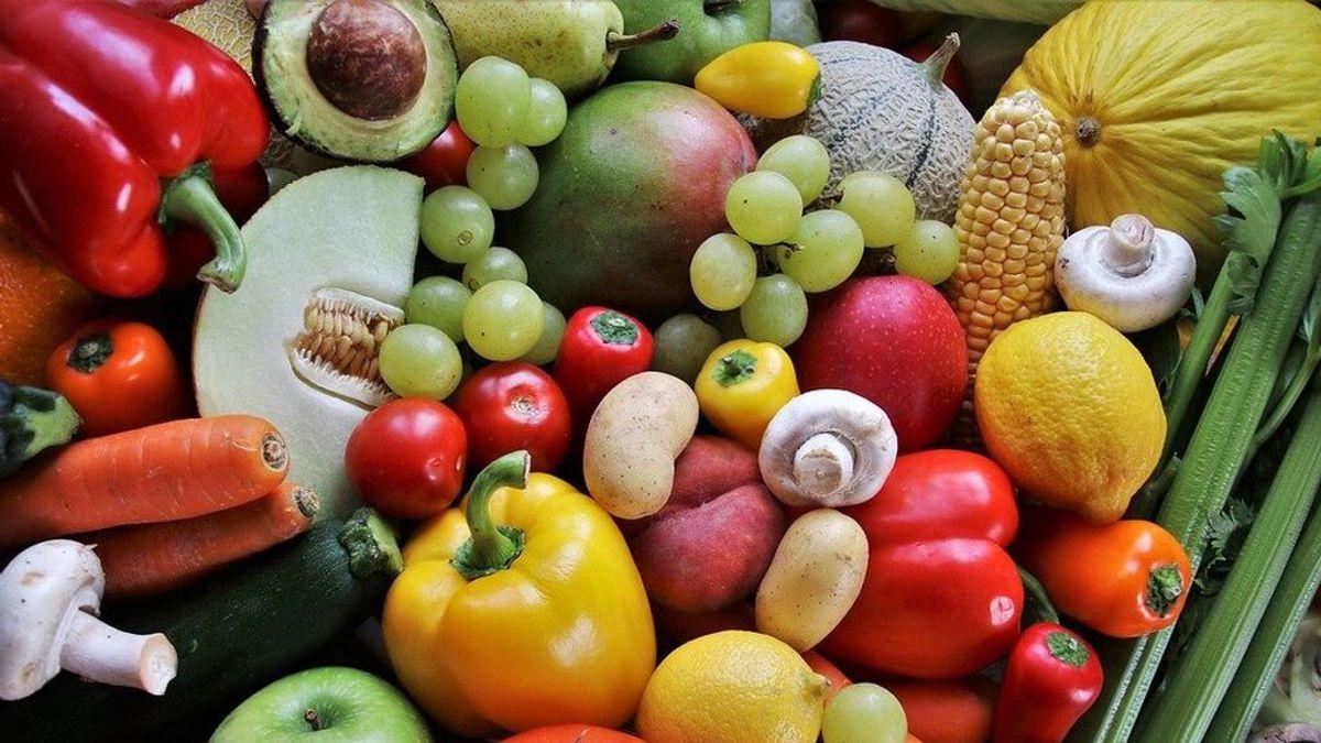 Las frutas y verduras son lo más parecido que existe a un 'alimento milagro' para nuestra salud