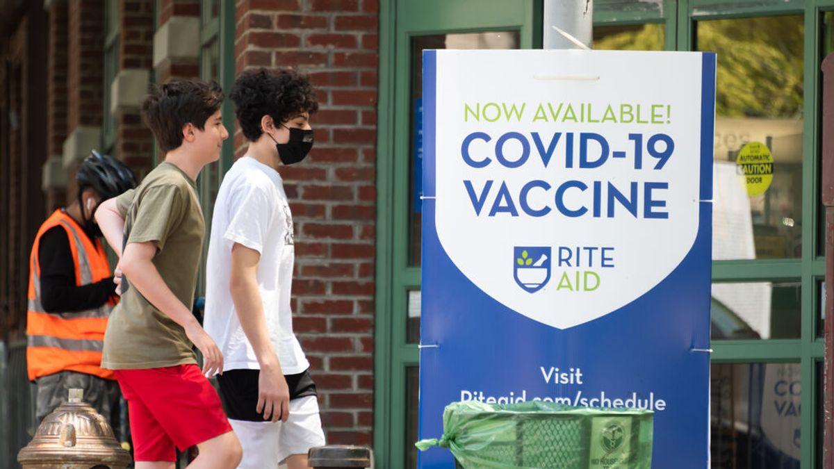 La EMA aprueba el uso de la vacuna de Pfizer en adolescentes de 12 a 15 años
