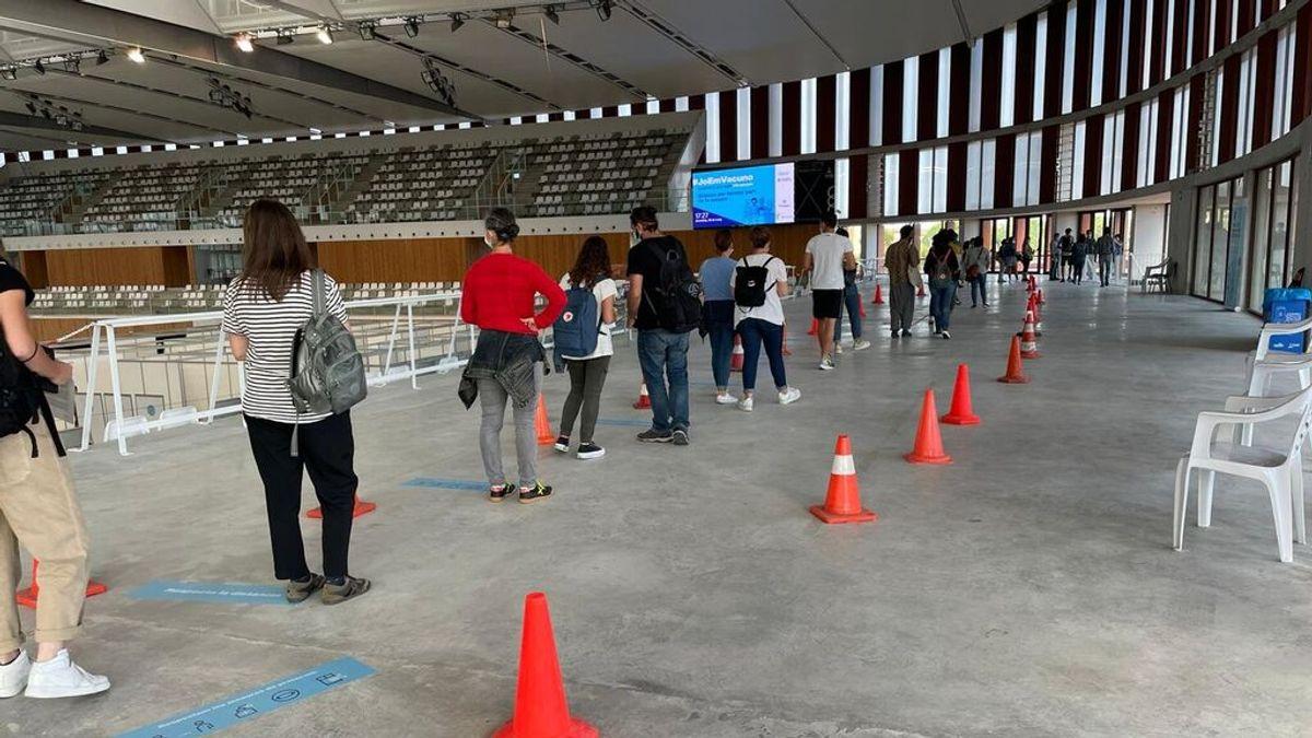 Mayoría aplastante de AstraZeneca a la hora de elegir segunda dosis en Tarragona