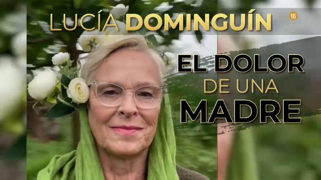 El drama de Lucía Dominguín como madre