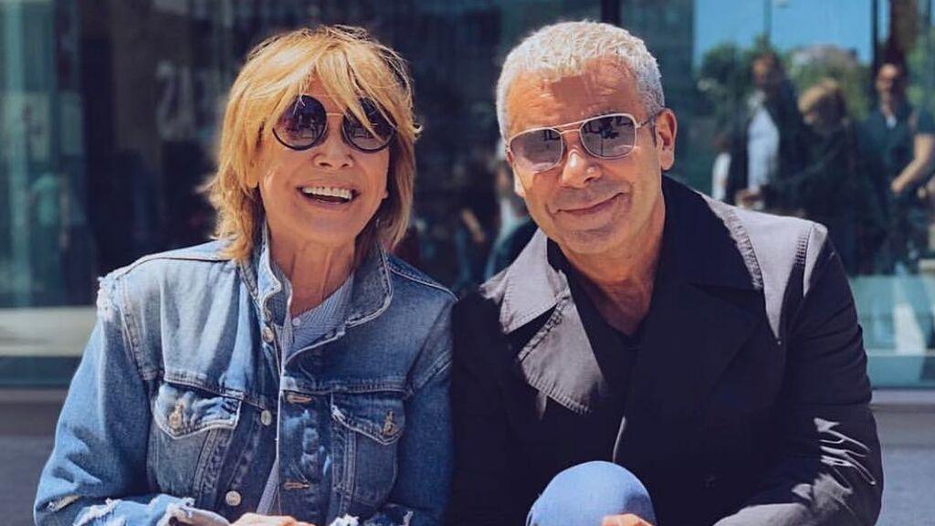 Mila Ximénez y Jorge Javier Vázquez