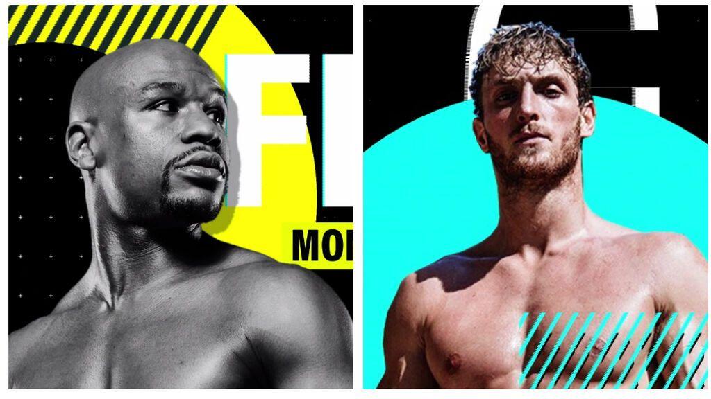 Floyd Mayweather vs Paul logan el combate más espectacular se emite en Mitele Plus, la madruga del 7 de Junio