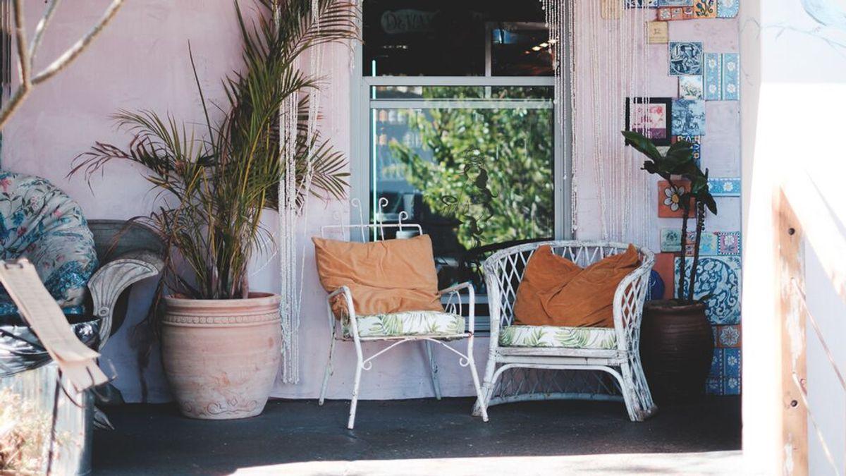8 Ideas para decorar un balcón a prueba de diseñador.