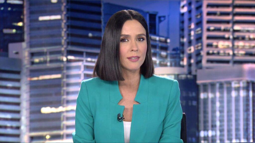 Con Alba Lago Informativos Telecinco 2021 Noche 28/05/2021