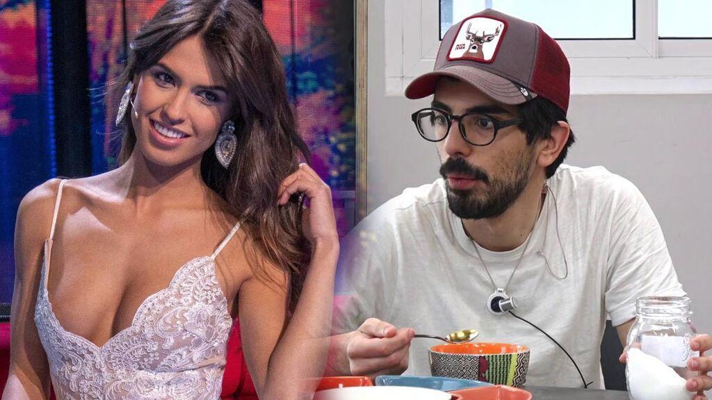"""La noche de Dani Santos con Sofía Suescun: """"Hubo complicidad"""""""