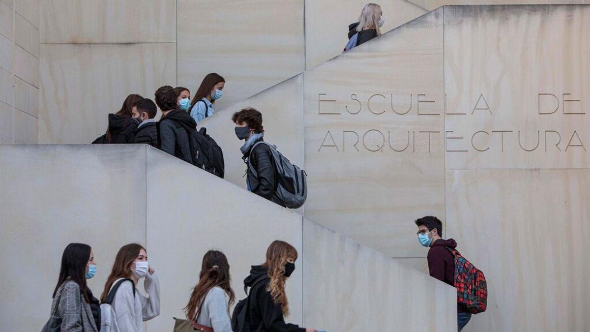 Retorno de las clases presenciales para más de 20.000 alumnos