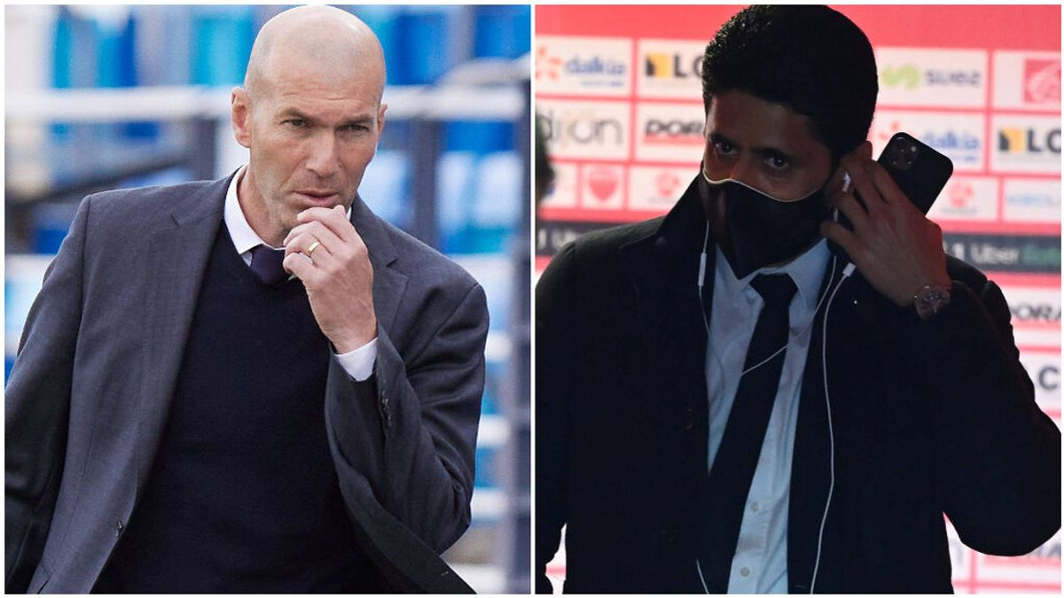 Zidane no quiere un año sabático.