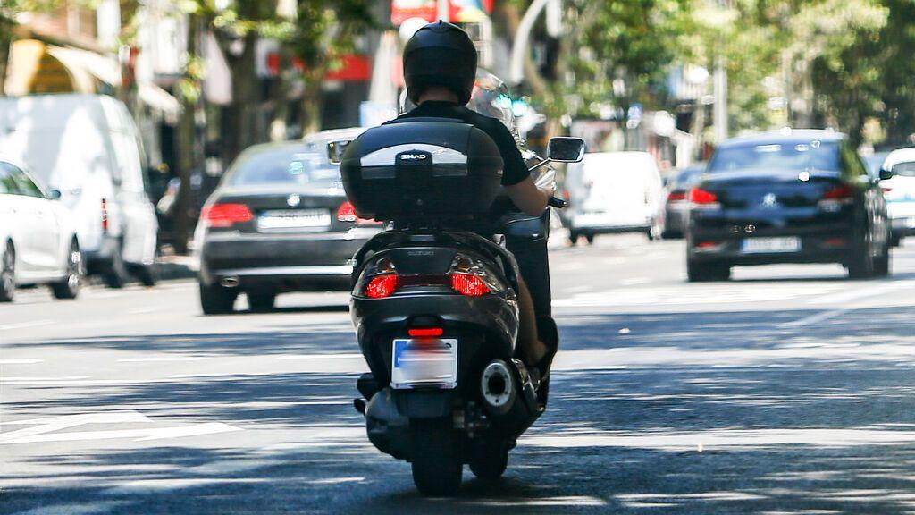 La DGT intensifica este fin de semana la vigilancia al tráfico de motos