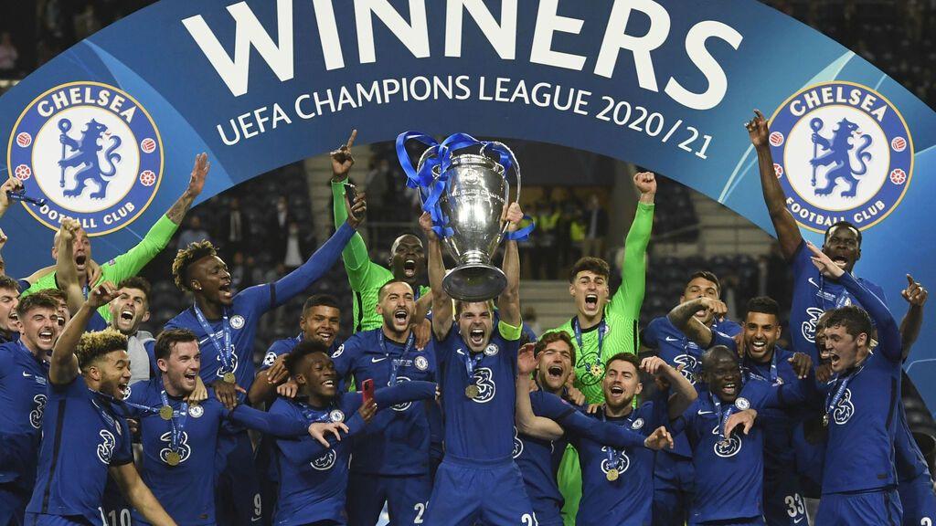 El Chelsea se proclama campeón de la Champions ante el Manchester City (0-1)