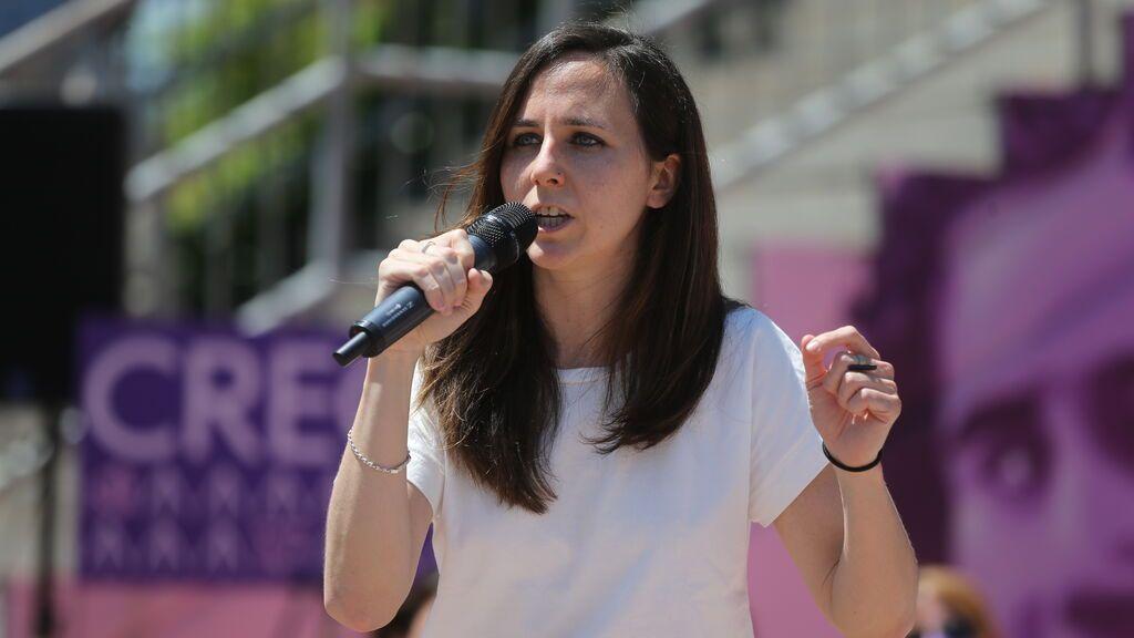 """La nueva ministra de Derechos Sociales """"cansada"""" de tener que """"arrastrar"""" al PSOIE en la aprobación de medidas"""