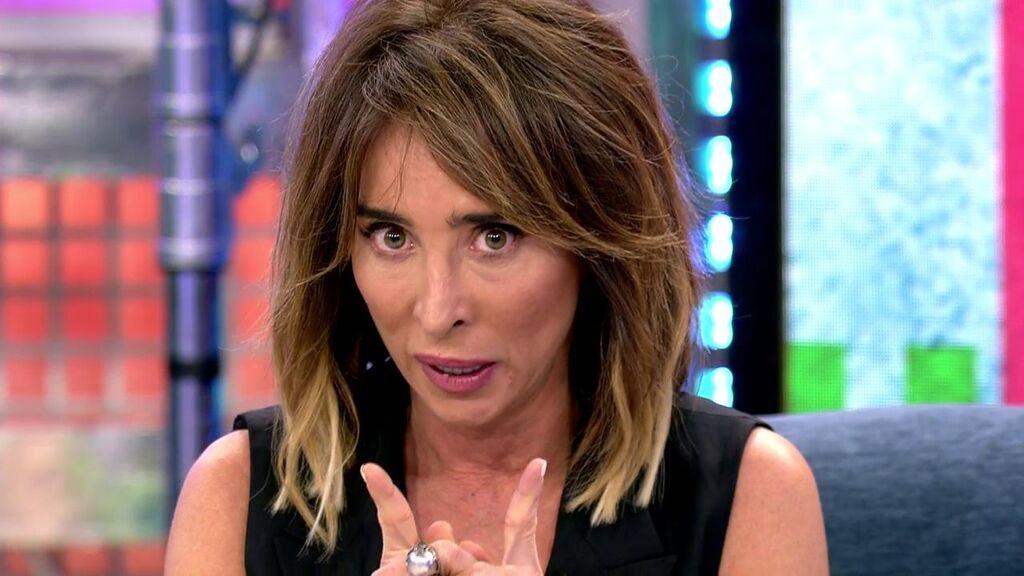 María Patiño reconoce que se ha equivocado con Rocío Carrasco