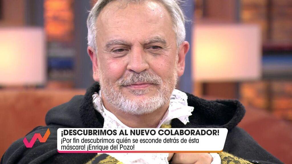Enrique del Pozo, nuevo colaborador de 'Viva la vida'