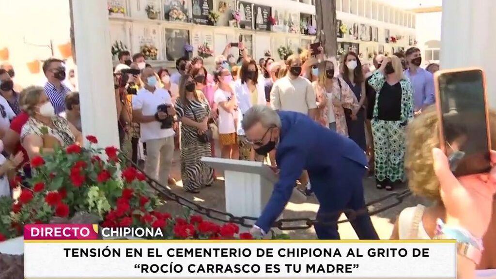 Homenaje a Rocío Jurado en Chipiona