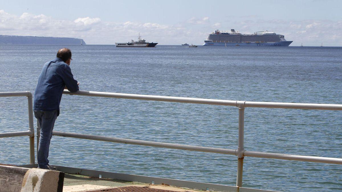 Los cruceros internacionales podrán atracar en los puertos españoles a partir del 7 de junio