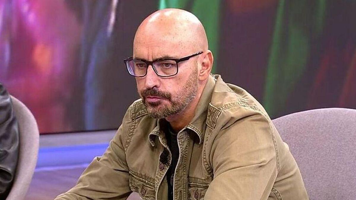 Diego Arrabal desmiente los rumores y aclara el motivo de su marcha de 'Viva la vida'