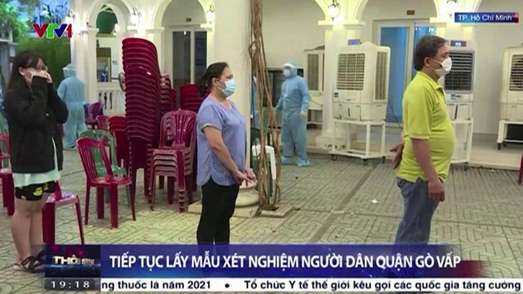 Detectan en Vietnam una variante híbrida del covid: combina las versiones india y la británica