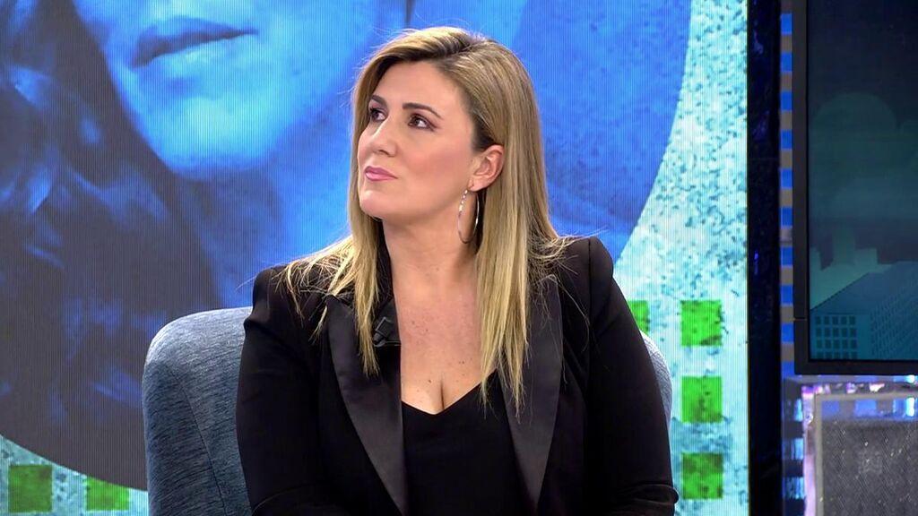 Carlota Corredera responde a sus haters y se dirige a Rocío Flores