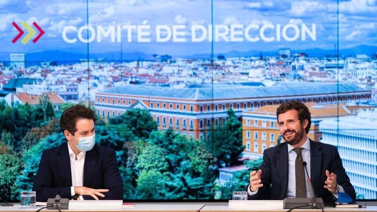 'Génova' movilizará al PP en toda España para recoger firmas contra los indultos a los condenados del procés