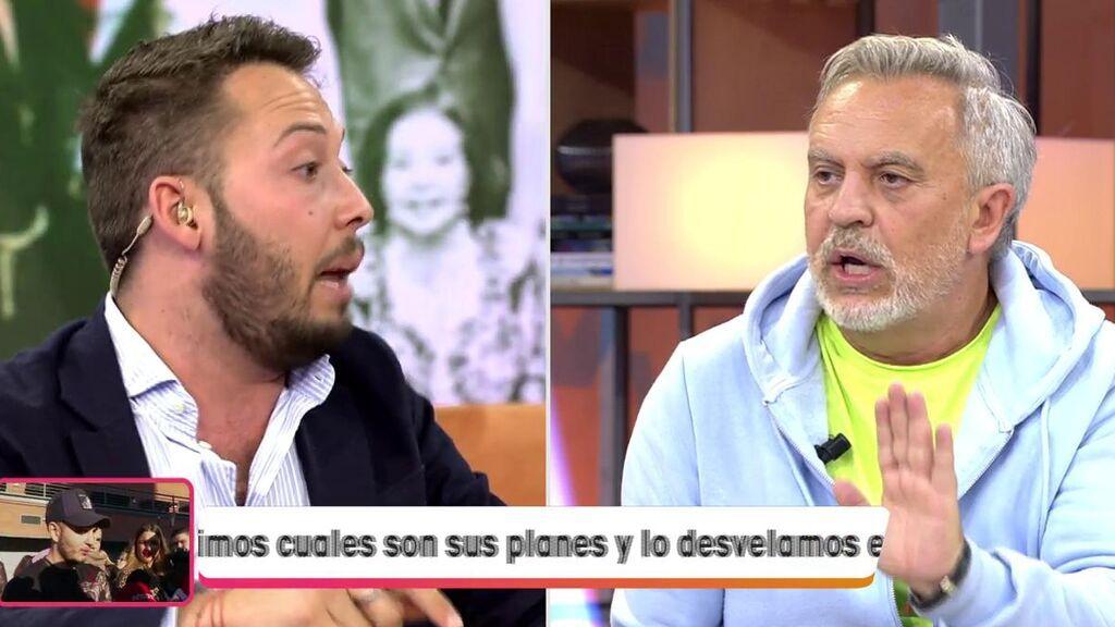 Enrique del Pozo se enfrenta a José Antonio Avilés