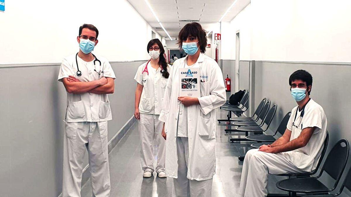 El extraño paciente con la piel azul y otros casos extraordinarios de Urgencias