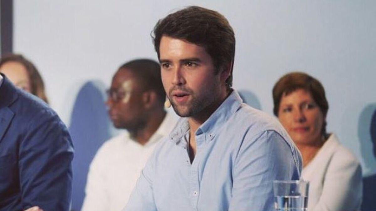 PP de Álava denuncia la agresión a su vicesecretario de Comunicación en Vitoria