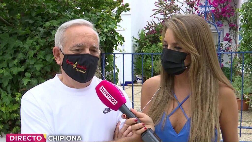 Entrevista a José Antonio, tío de Rocío Carrasco