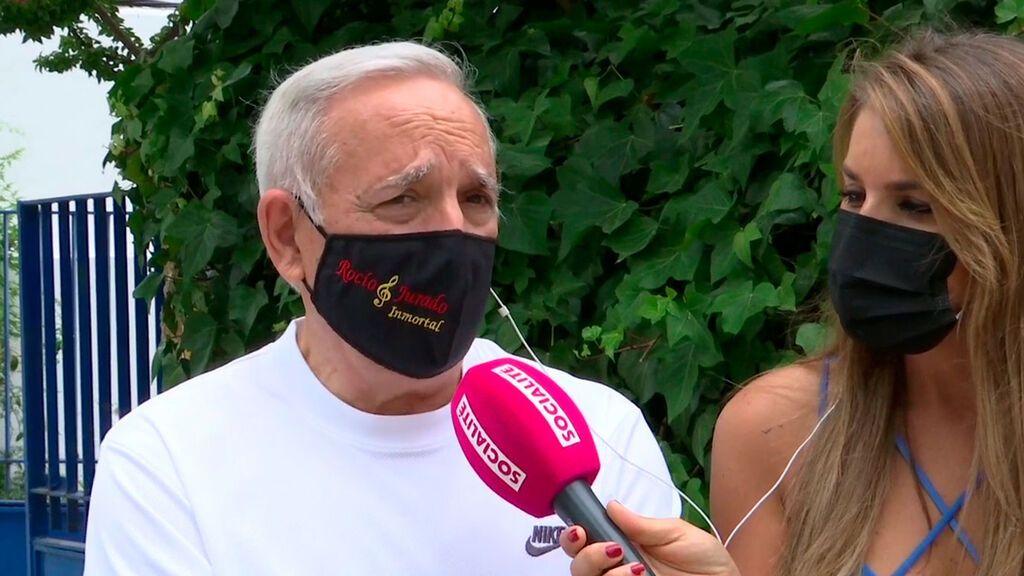 "El marido de Gloria Mohedano: ""Rocío Carrasco ha pasado muchas líneas rojas"" Socialité 2021 Programa 458"