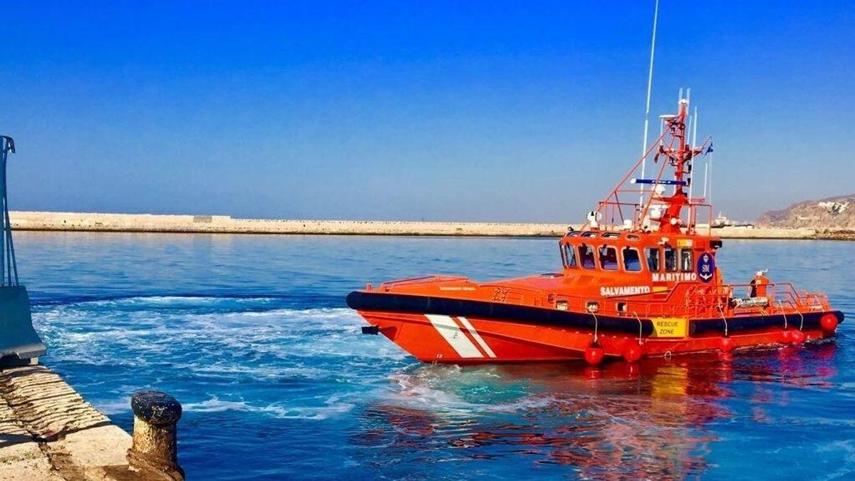 Recuperan un cuerpo sin vida cerca de la zona en la que desapareció un joven de Almería