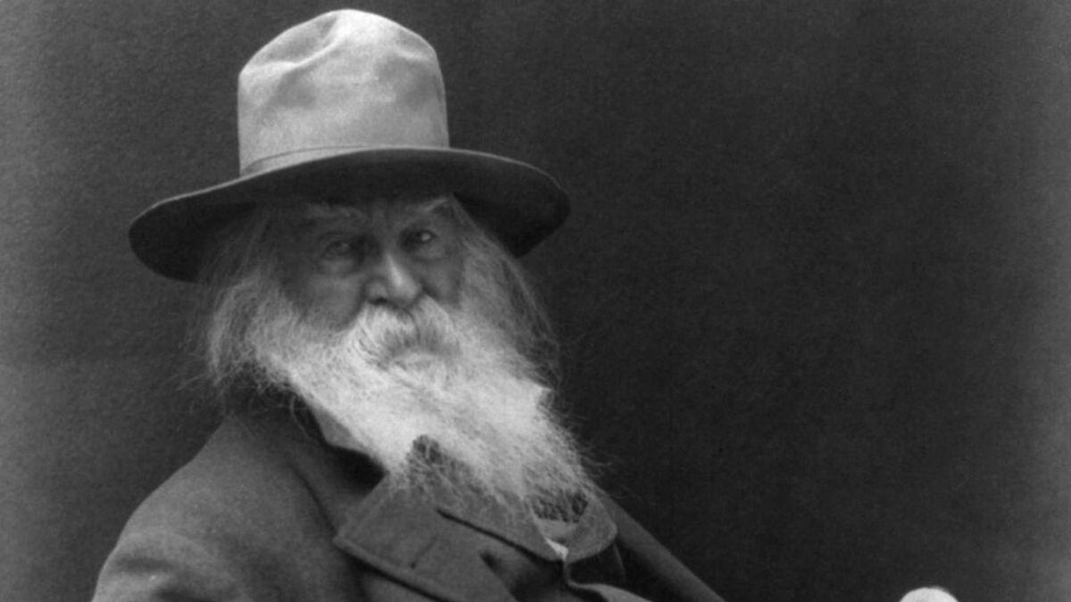 Los mejores poemas de Walt Whitman en el día del aniversario de su nacimiento