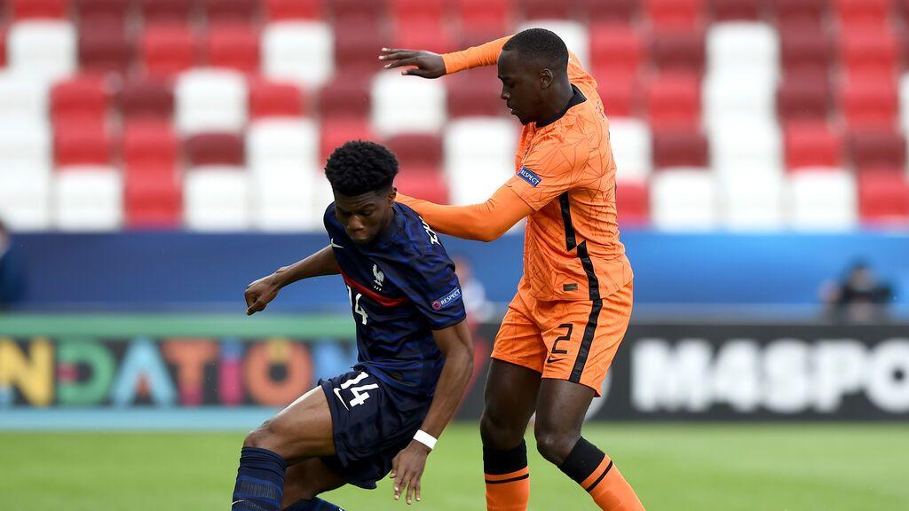 Myron Boadu anota un gol de delantero puro para empatar el partido ante Francia