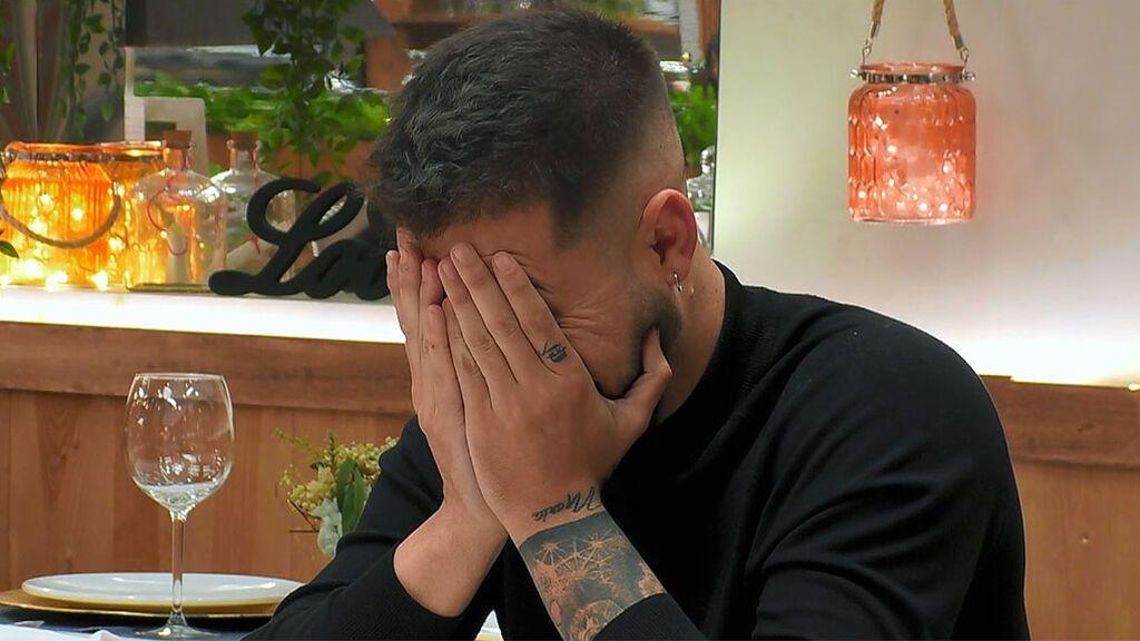 Joaquín se echa las manos a la cabeza tras desvelar su talento sexual