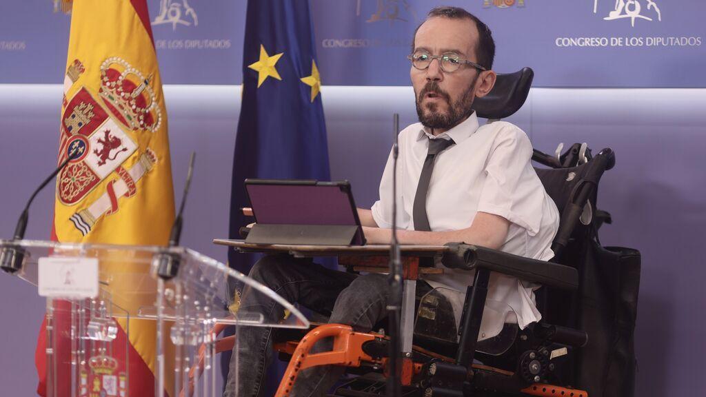 """Podemos presenta en solitario su Ley de Salud Mental: """"Ahora no es un derecho, es un privilegio de clase"""""""