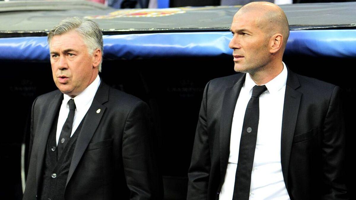 Ancelotti ganó la Décima con el Real Madrid.