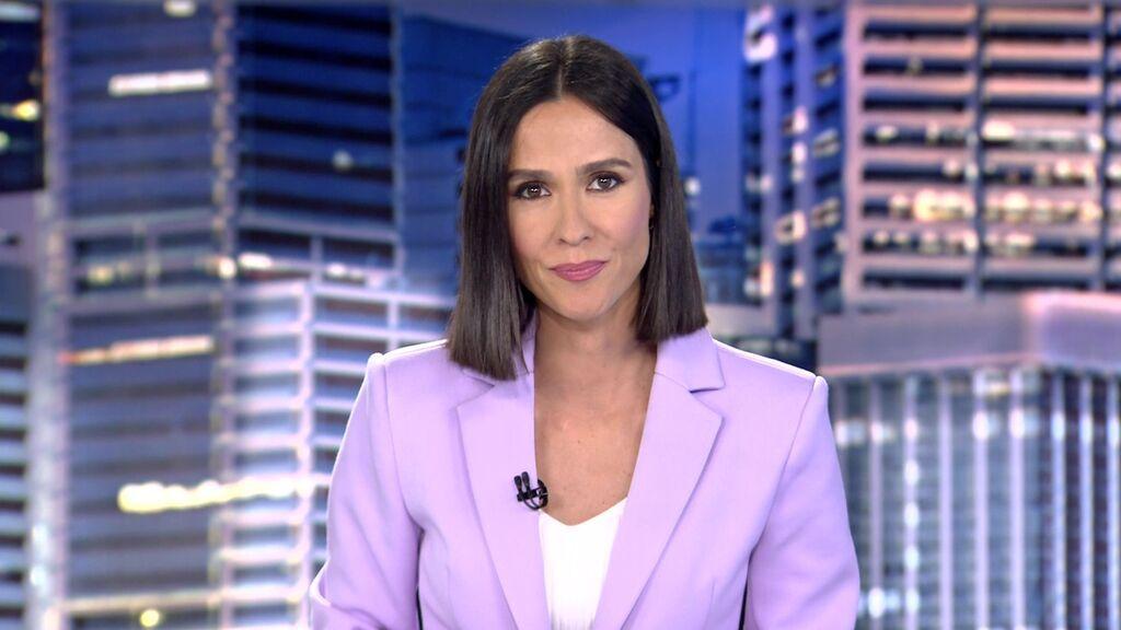 Con Alba Lago Informativos Telecinco 2021 Noche 31/05/2021