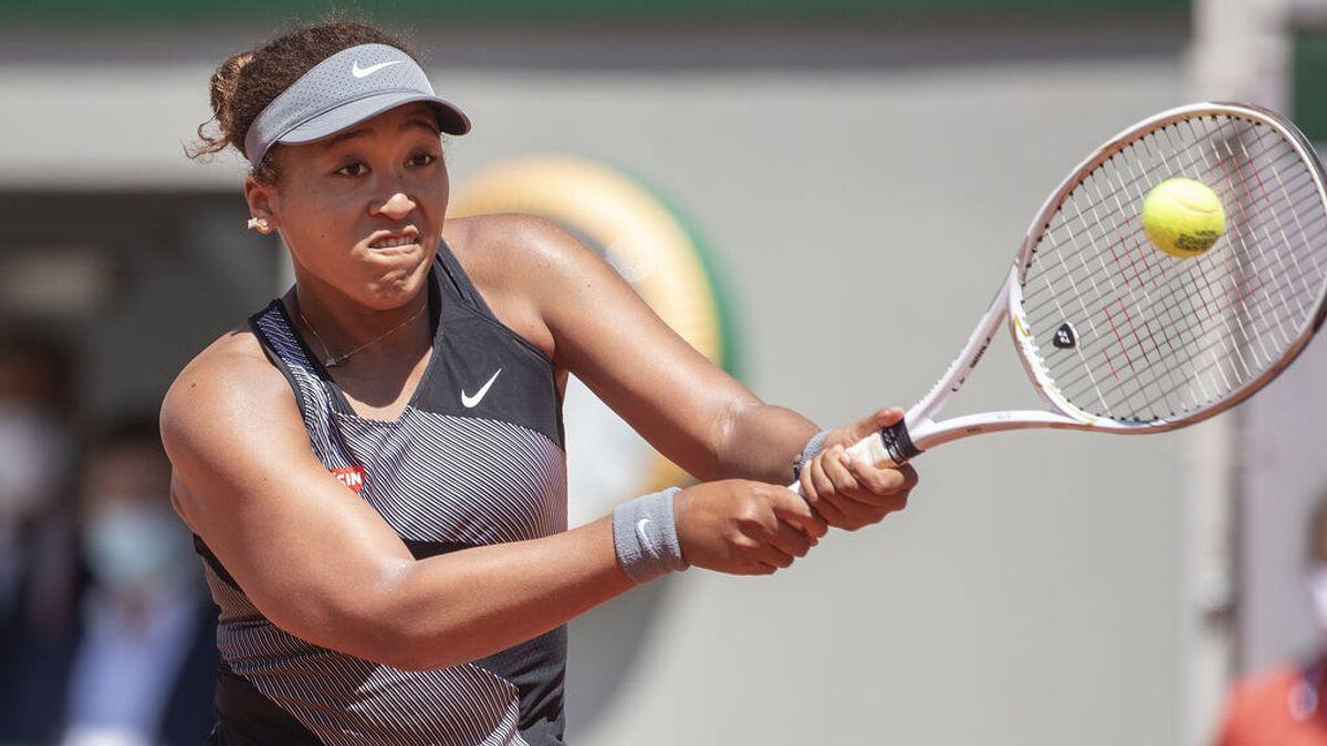La japonesa Naomi Osaka se retira de Roland Garros tras su polémica por negarse a hablar con la prensa