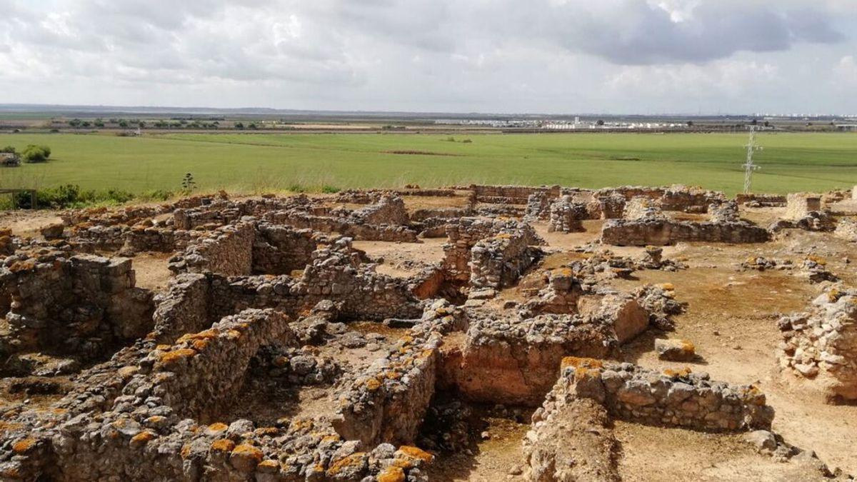 Un paseo de 6.500 años por el paisaje de la bahía de Cádiz