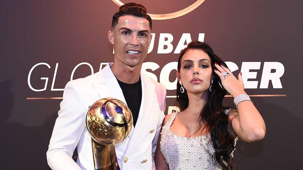"""Un desliz de Georgina confirma el nuevo equipo de Cristiano Ronaldo: """"Fue un honor"""""""