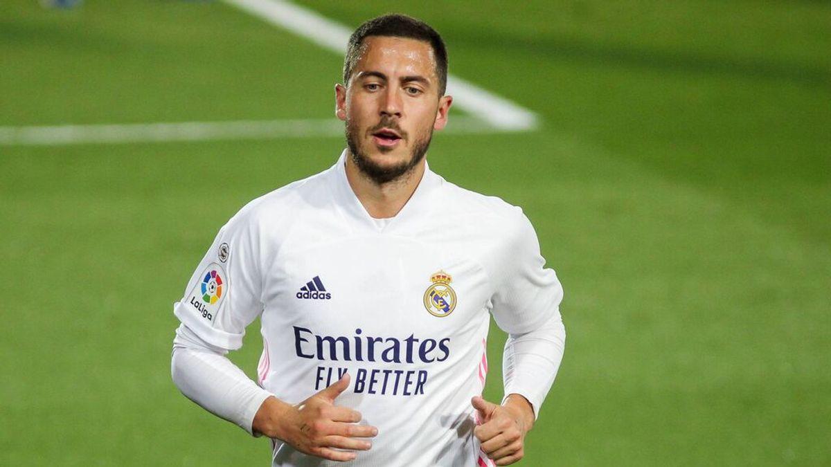 """Hazard confirma su continuidad en el Real Madrid: """"Tengo tres años más de contrato, voy a ser importante"""""""