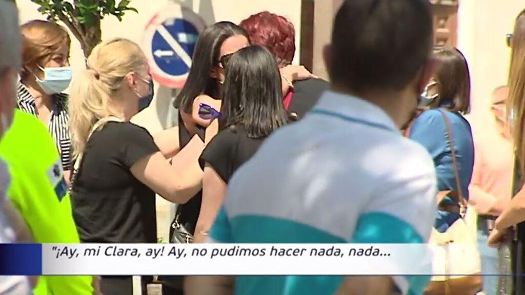"""Dolor en Alovera, Guadalajara, por el último crimen machista: """"¡Ay, mi Clara, no pudimos hacer nada!"""""""
