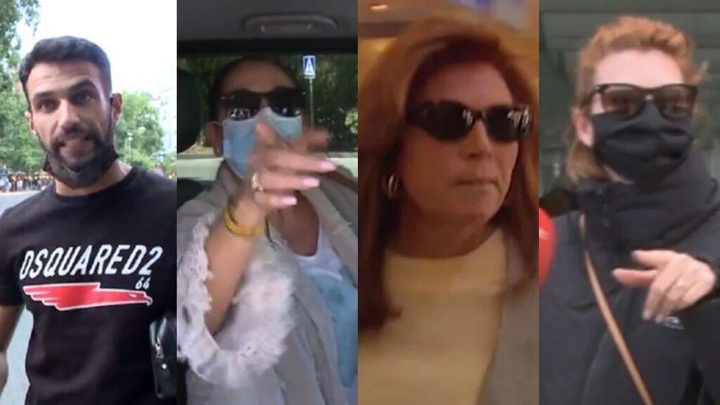 """""""¡No me vas a grabar más!"""": Los famosos que han entrado en guerra con la prensa"""